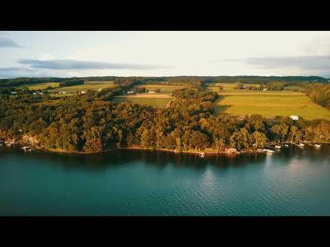 Lake Owasco New York 2017