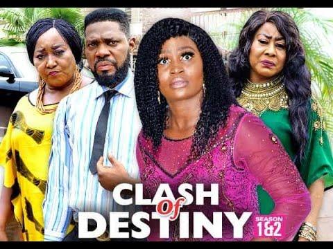 Download CLASH OF DESTINY - Rowlandsky Latest Nigerian Nollywood Movies.