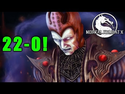 HE IS 220! Mortal Kombat X Online Gameplay Can I Ruin His Record? 60FPS