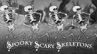 Silly Symphony: Spooky Scary Skeletons