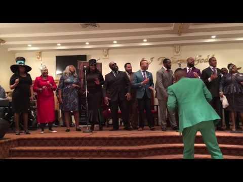James Hall - Worship & Praise - Sovereign (Live)
