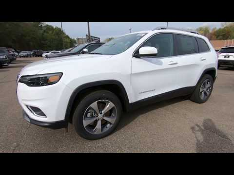 2020 Jeep Cherokee 4x4 - New SUV For Sale - St. Paul, MN