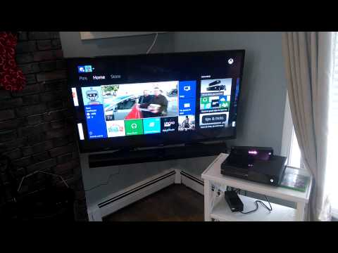 Xbox one, plex and chromecast