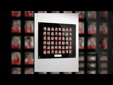 The Latest In Frames: Modern Acrylic Photo Frames