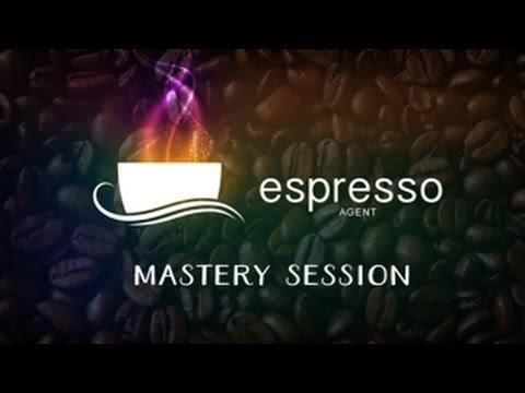 Espresso Agent Mastery Session with Borino