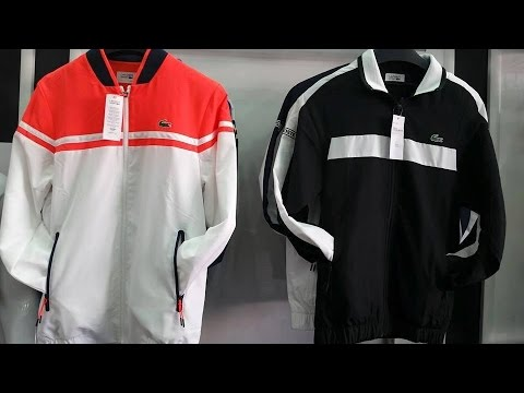 8317c1552b Lacoste Survetement 2015 Lacoste Tali - YouTube