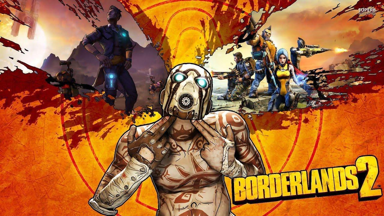 Borderlands 2 #2 wybuchowo z Boomem i Bewmem