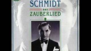 Joseph Schmidt - Heut