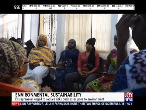 Business Live on Joy News (24-9-19)