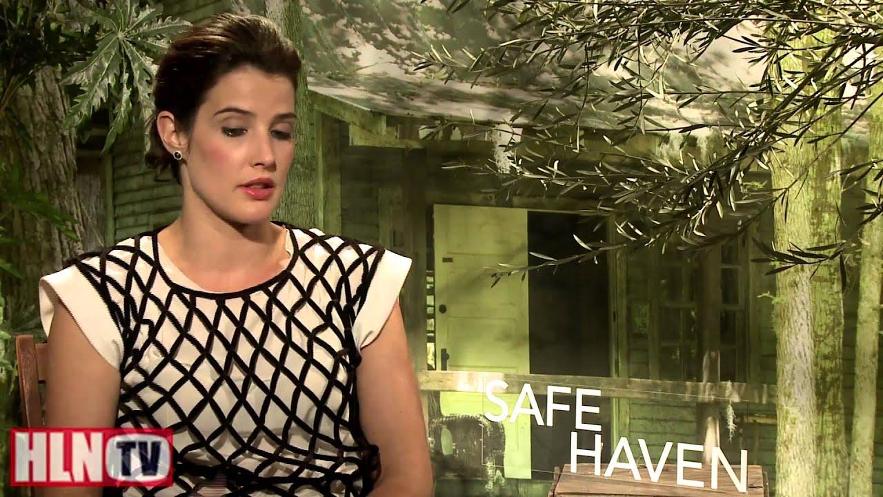 SAFE HAVEN interviews: Cobie Smulders - YouTube