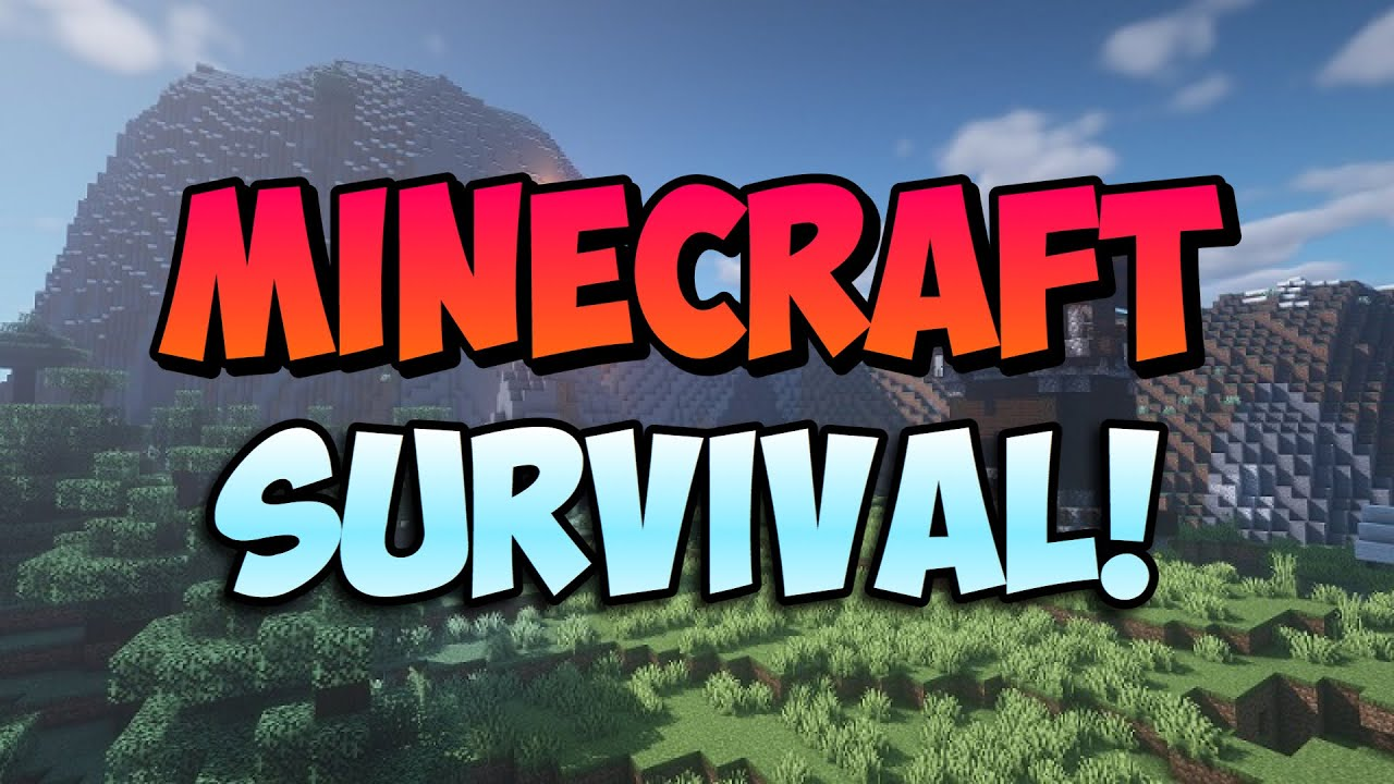 Minecraft Bedrock - Open World PS11 Survival Server!  Minecraft