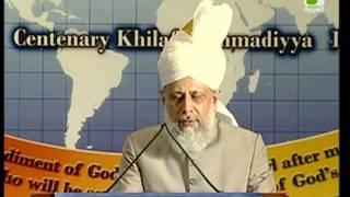 خطاب مولانا أمير المؤمنين - جلسة أمريكا 2008