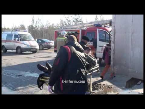 ДТП на 17 км Сургут-Лянтор