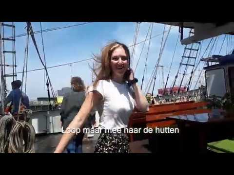 Rondleiding op de Thalassa - School at Sea