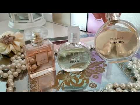 CHANEL//Моя коллекция ароматов ❤