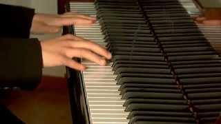 Francis Poulenc, Improvisation 13 en La mineur, Noé Vaccani, piano.