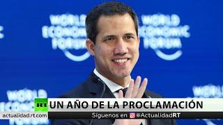 Un año de la proclamación de Juan Guaidó: Corrupción y falta de apoyo