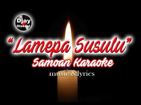 Samoan Karaoke... Lamepa Susulu