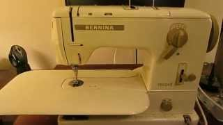 Bernina 730 Record : Adjusting Ornamental Stitch Pattern Indicator