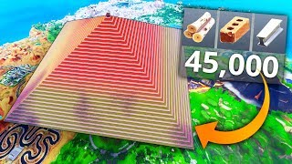 WHEN YOU HAVE 45,000 MATERIALS..!! | Fortnite Funny and Best Moments Ep.412 (Fortnite Royale)
