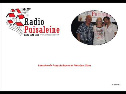 Interview de François Ramon et Massimo Giove 21 Juin 2017
