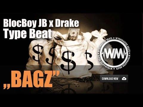 """FREE"" BlocBoy JB x Drake Type Beat ""Bagz"" // 2018 Hard Rap Instrumental FREE // Wyshmaster Beats"