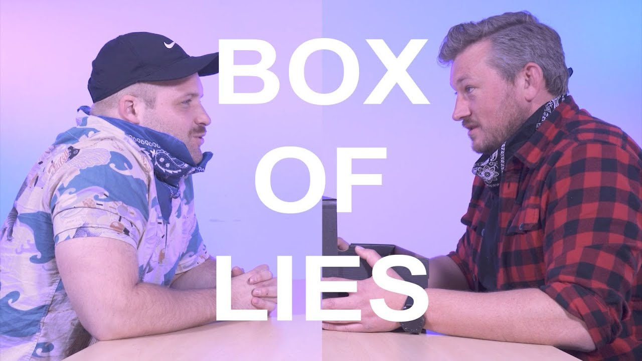 BOX OF LIES | Pastor VS Pastor | LW YOUTH