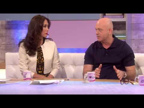 Ross Kemp On His Extreme World Series | Loose Women