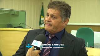 Jeovan Barbosa - Retorna sessão da câmara após período de recesso