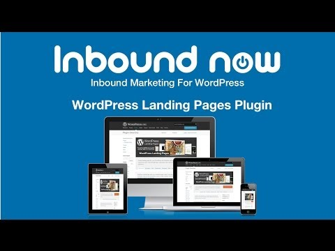 WordPress Landing Page Plugin – Free Conversion Pages for Your Site