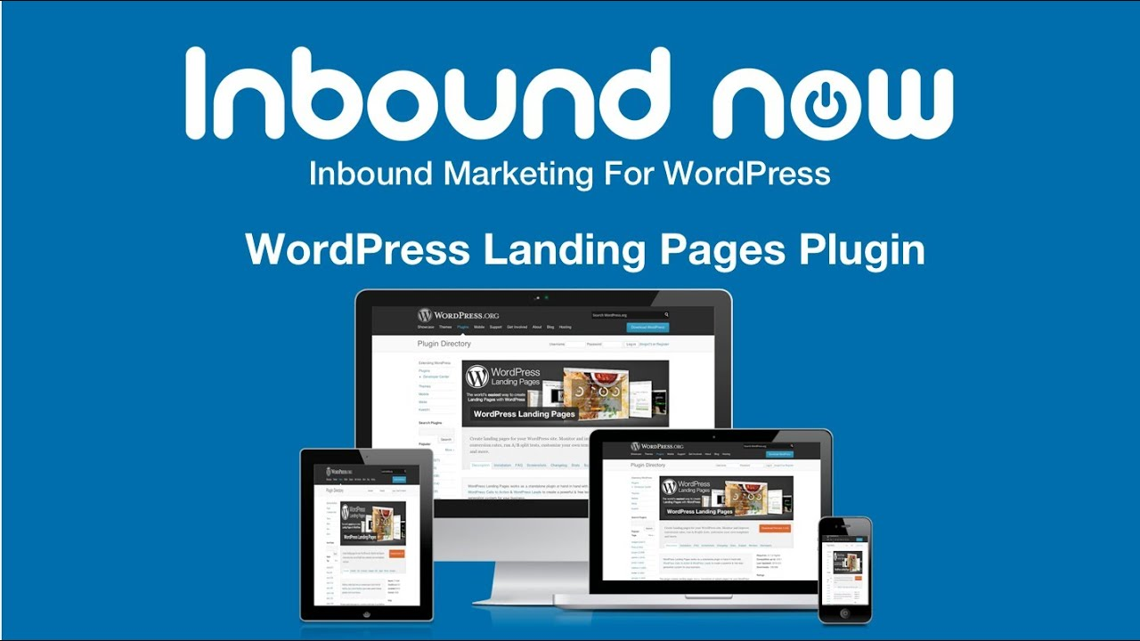 WordPress Landing Pages — WordPress Plugins