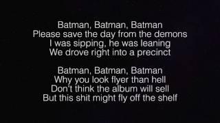 Скачать Jaden Smith Batman Lyrics
