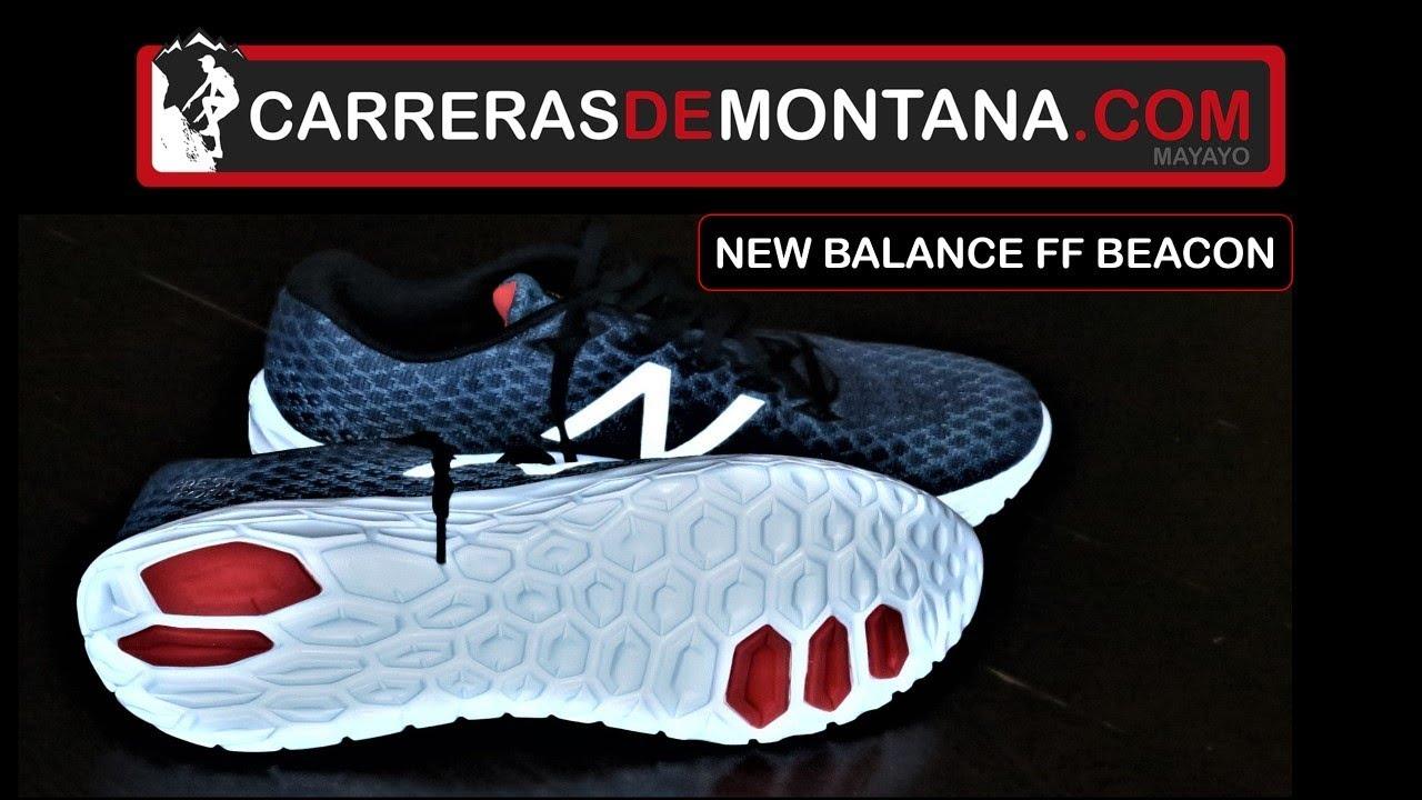 New Balance Fresh Foam Beacon: Zapatillas running asfalto neutras. Análisis por Mayayo