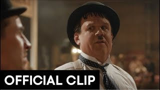 STAN & OLLIE | Official Clip - Stan & Ollie on Way Out West [HD]