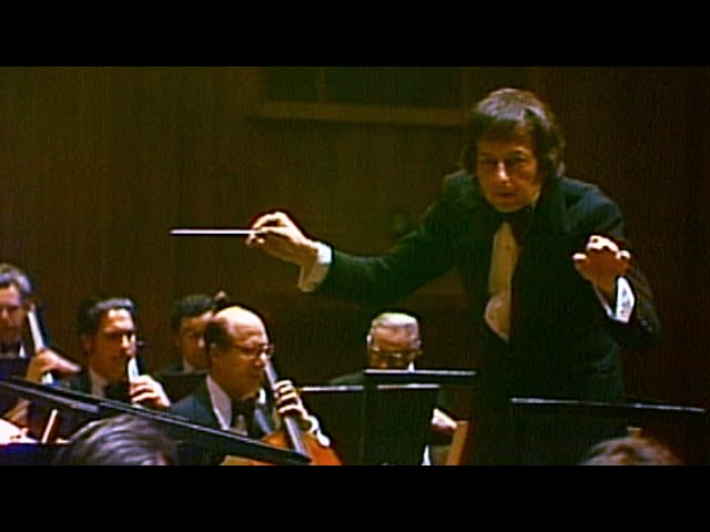 "Berlioz: Overture to ""Béatrice and Benedict"" (New York Philharmonic, 1976)"