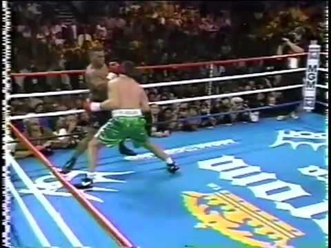 Mike Tyson vs Peter McNeeley