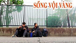 Sống Vội Vàng - Cuộc Sống Ở Nhật Bản || San Vlog