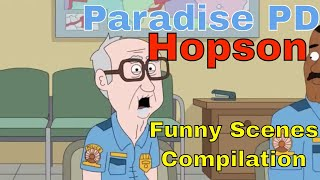 Stanley Hopson Paradise PD Funny Scenes   Hopson  Funny Scenes Compilation