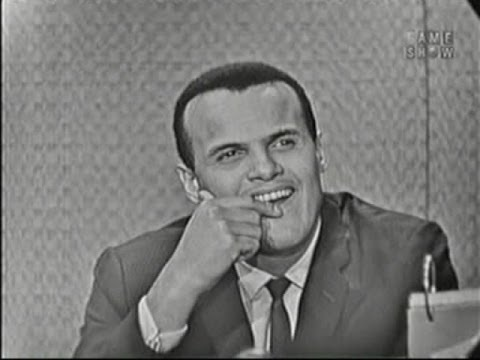 What's My Line? - Harry Belafonte; Ray Milland [panel] (Nov 1, 1959)
