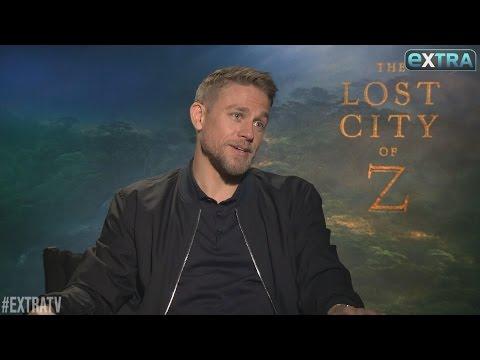 Charlie Hunnam's Honest Confession About Brad Pitt