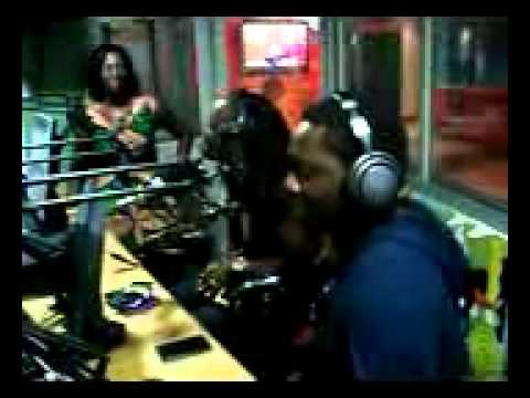 Helen and Klint Interview for Night of 1010 laughs and music on YFM x264 mpeg4