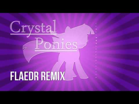 season 3 ballad of the crystal ponies [remix]