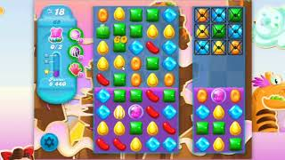 Candy Crush Soda Saga Level 65