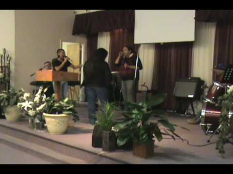 """When the Spirit of the Lord"" Sung by Tammy Begay,..."
