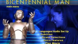 Bicentennial Man DVD Menu