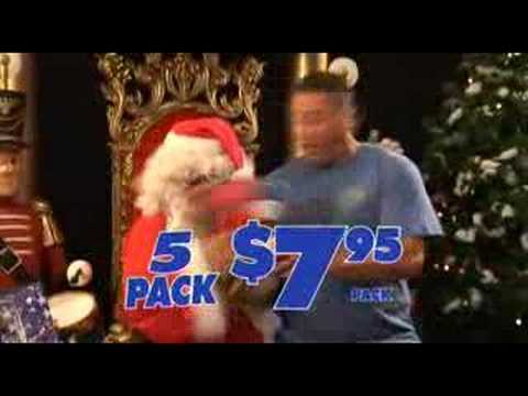 Lowes Commercial - Santa - YouTube