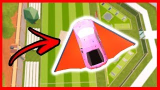 TIPS USE THE PLANE WITH THE VEHICLES IN JAILBREAK - ROBLOX