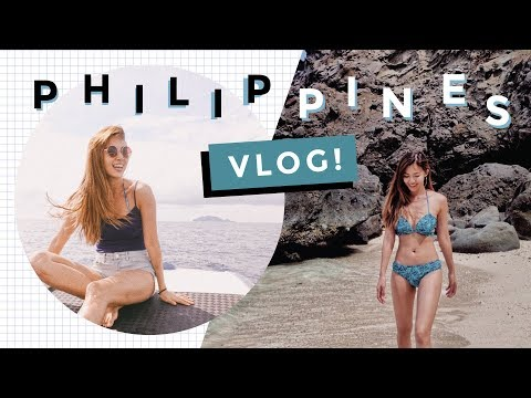 MY FIRST TIME IN THE PHILIPPINES | Around with Elaine J.