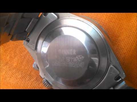 28b7c107125 Relógio Rolex Fake ou Original   - YouTube