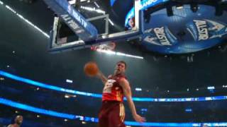 Poetry in Motion: 2012 NBA All-Star Game